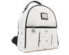 Second Skin Black & White Backpack