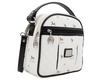 Second Skin Black & White Crossbody
