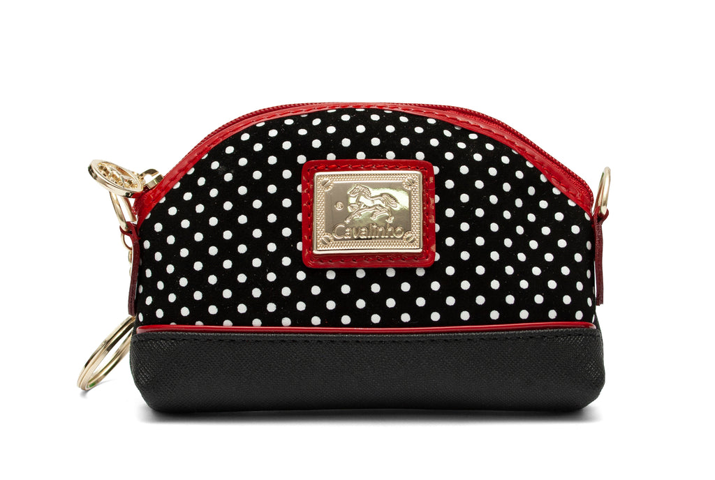 Small Polka Dots Change Purse