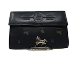 Country Side Blue Wallet