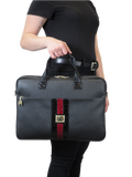 Black Sapphire Executive Bag