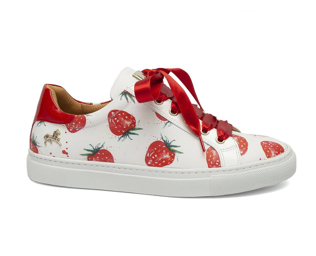 Limited Edition Strawberry Sneaker