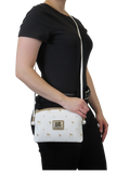 Country Side White Crossbody