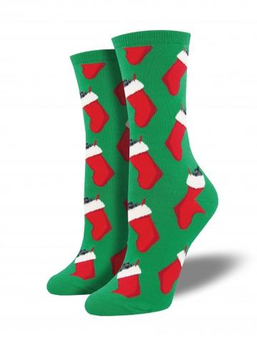 CHRISTMAS COAL SOCKS