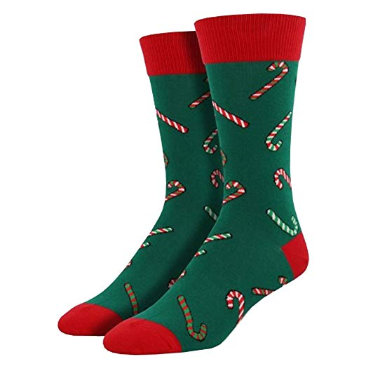 Men's Candy Canes Socks