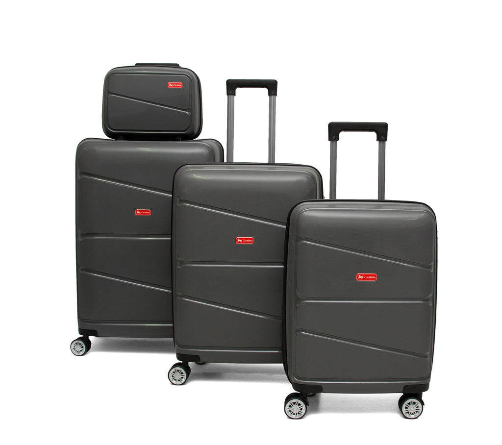 Grey Luggage
