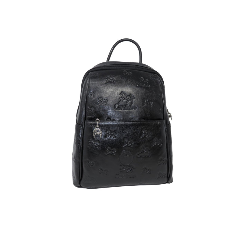 Black Signature Backpack
