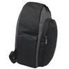 Black Nylon Sports Backpack