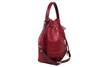 Emily Red Bucket Bag