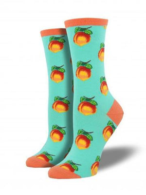 GEORGIA PEACH SOCKS