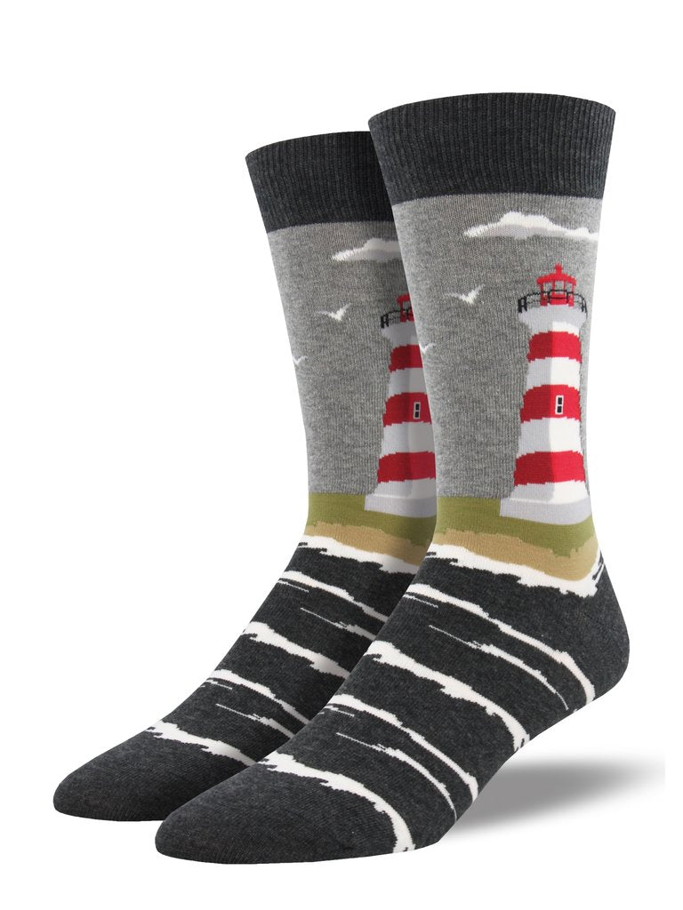 Men's Lighthouse Socks