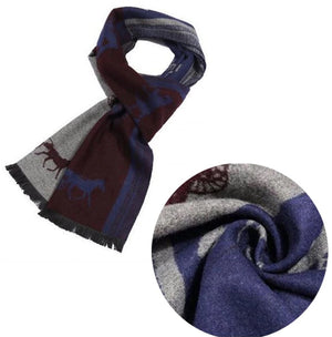 Mens Business Casual Scarf