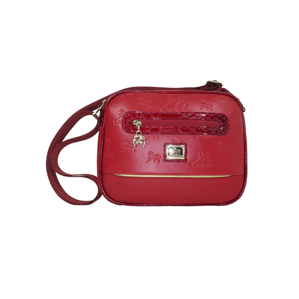 Emily Red Crossbody