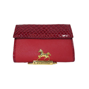 Red Signature Wallet