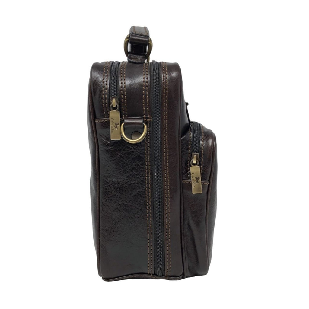 Mens Brown Carrier