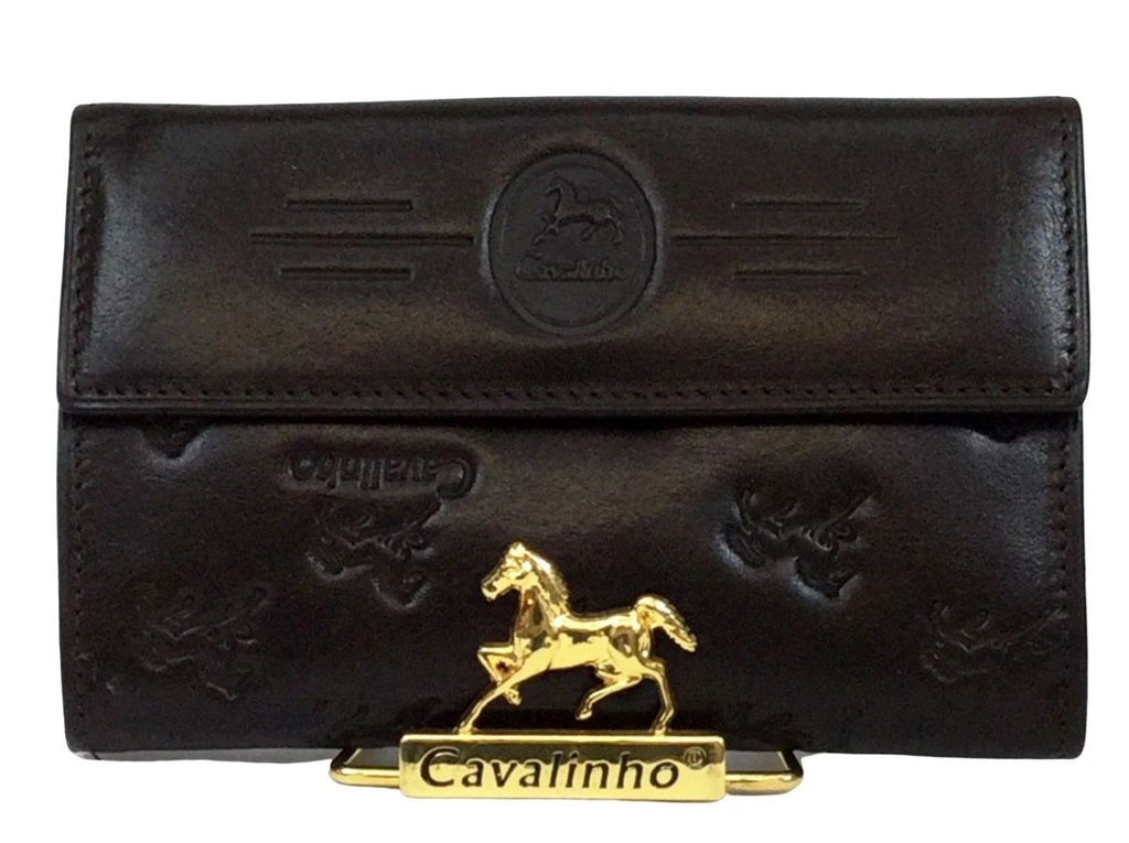 Brown Signature Wallet