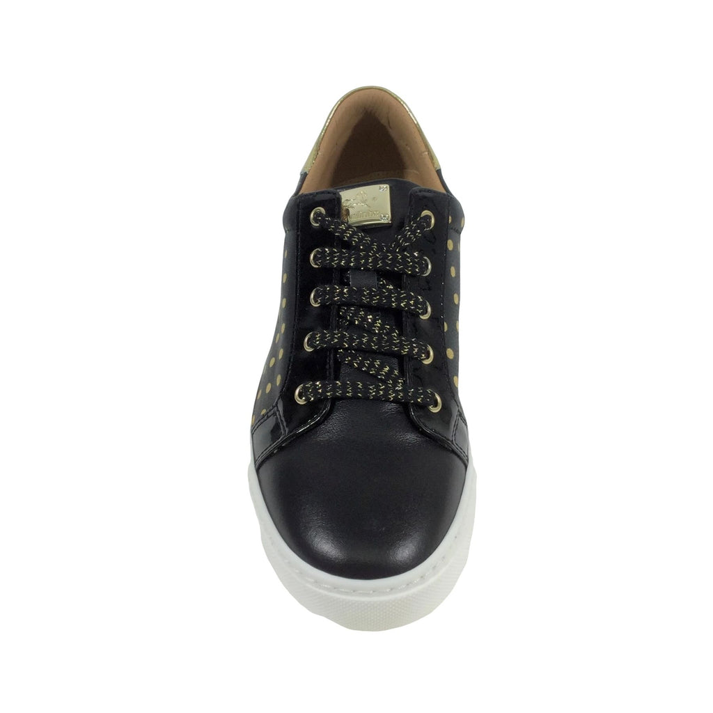 Black Vanilla Scented Sneakers