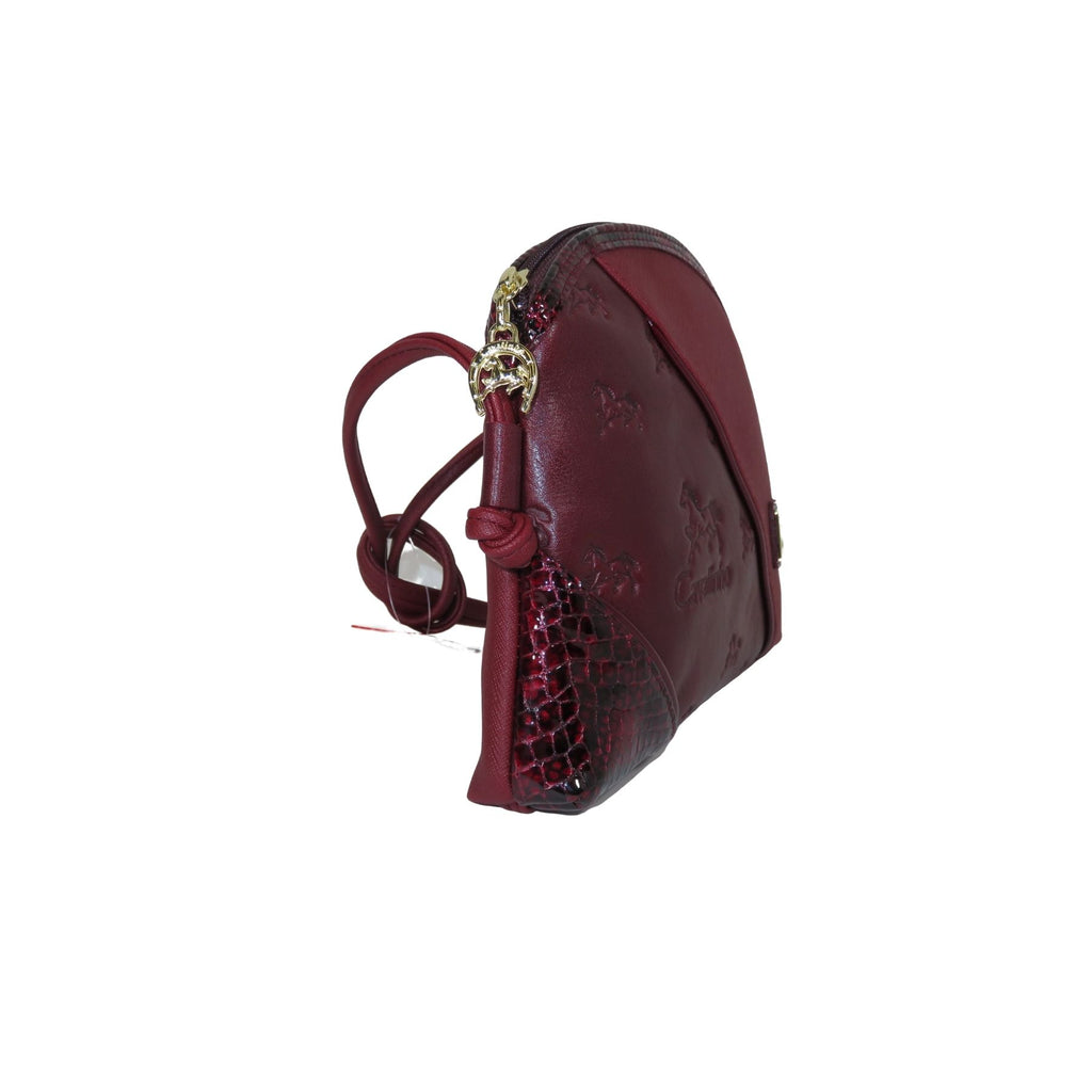 Horse Bordeaux Crossbody