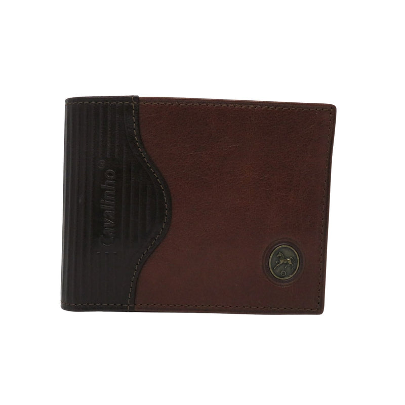 Honey/Brown Men's Wallet