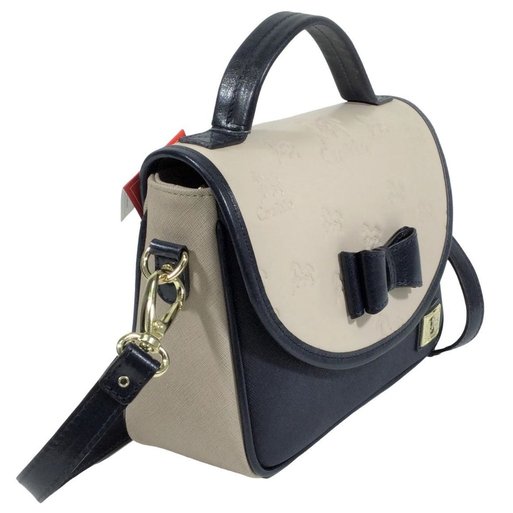 Emily Beige Shoulder Bag