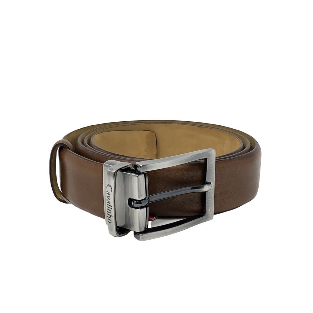 Mens Camel Belt