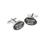 Brother of Bride Cufflinks