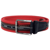 Men's Red Belt