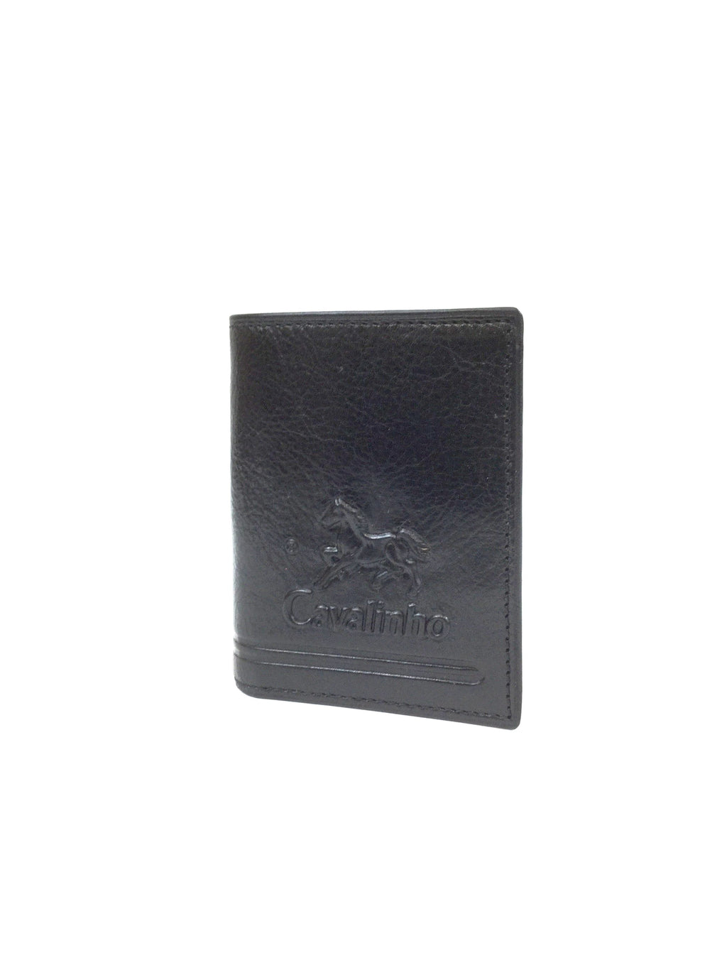 Men's Black Card Wallet