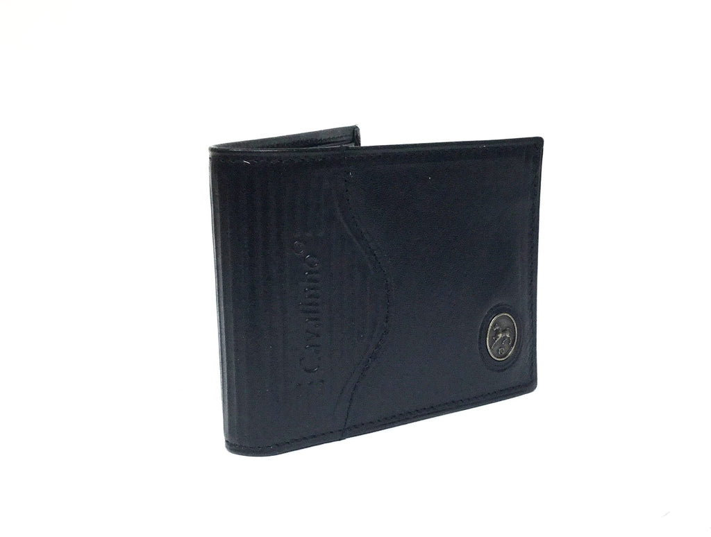 Men's Black Wallet