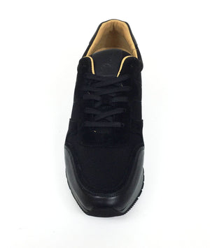 Men's Black Running Shoes
