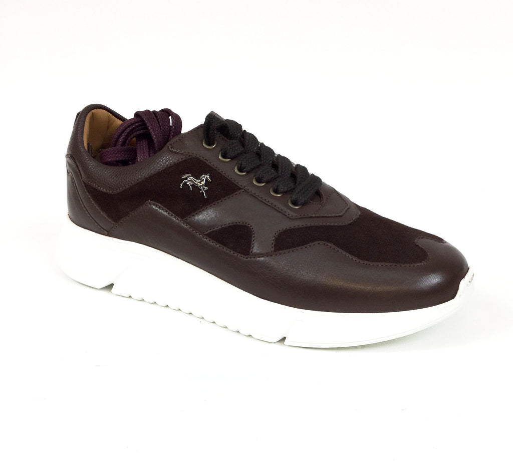 Men's Brown Sneakers