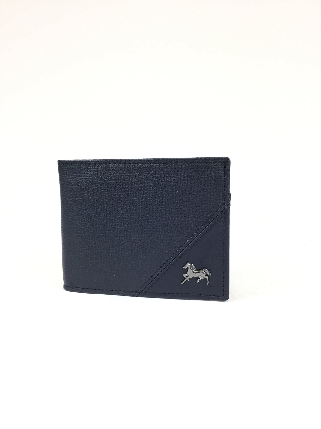 Men's Navy Wallet