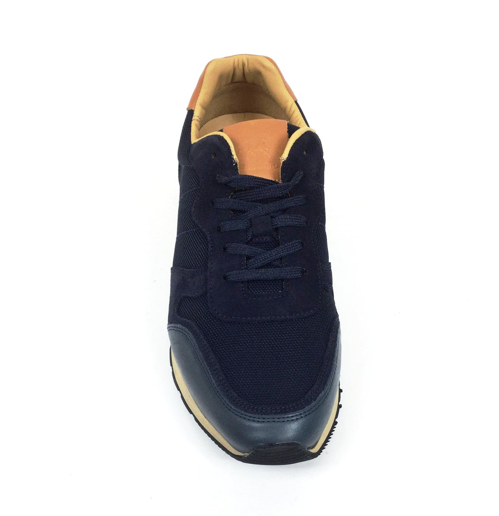Men's Blue Running Shoes