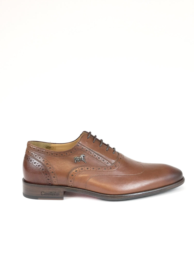 Cognac Brogue