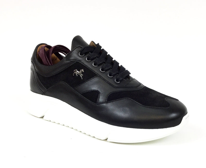 Men's Black Sneakers