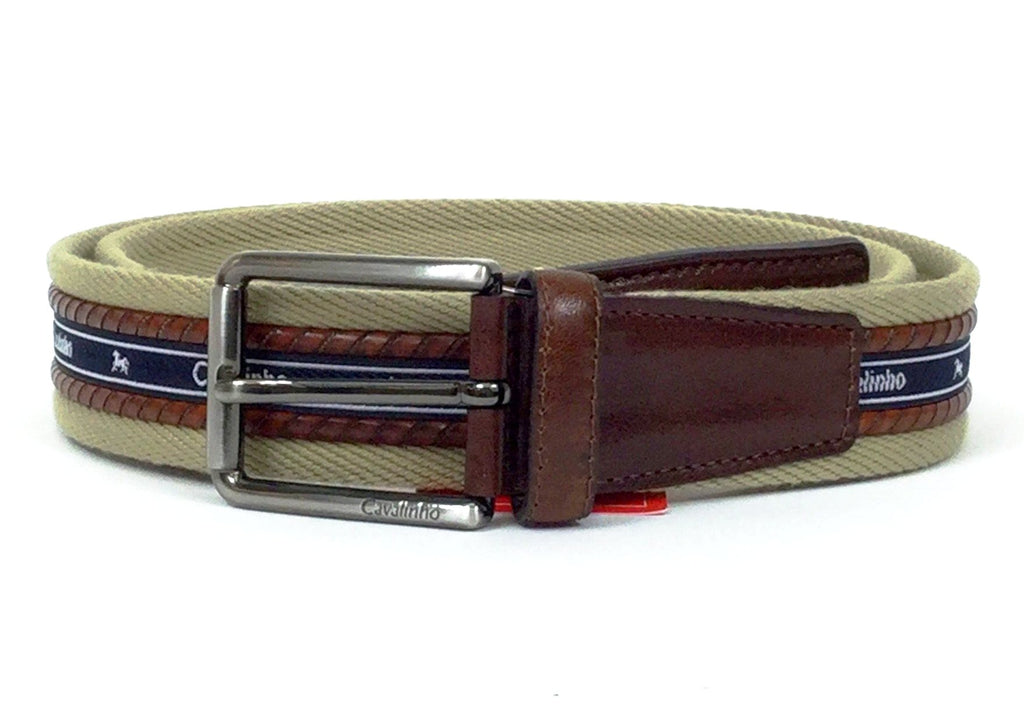 Men's Beige Belt