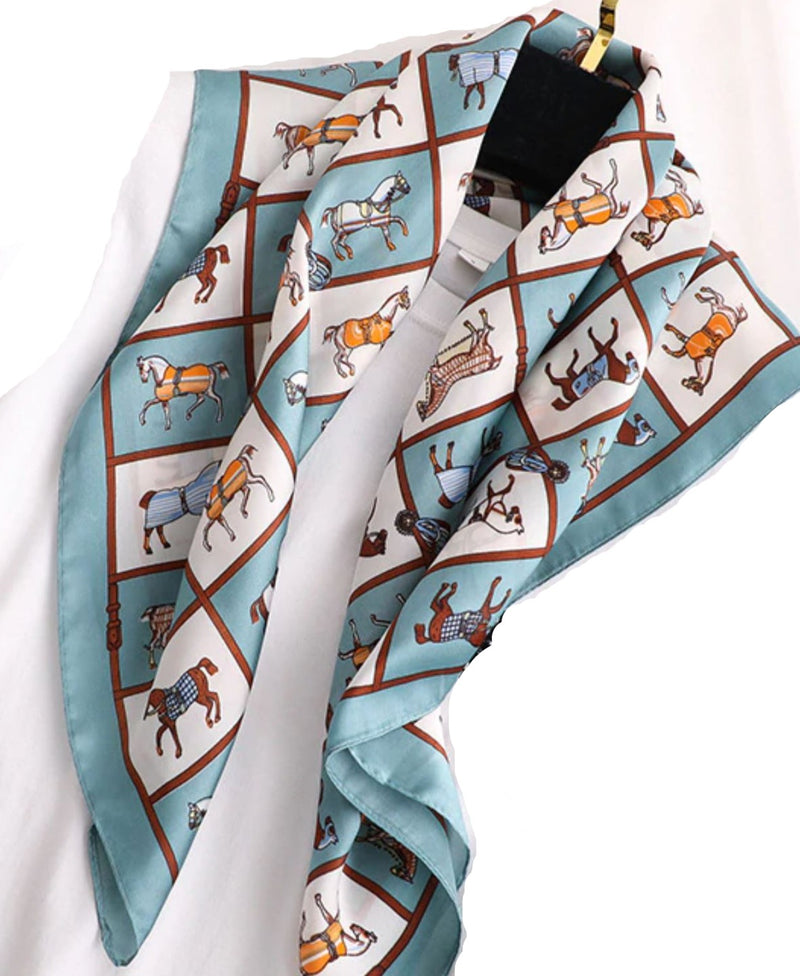 Horse Blanket Scarf