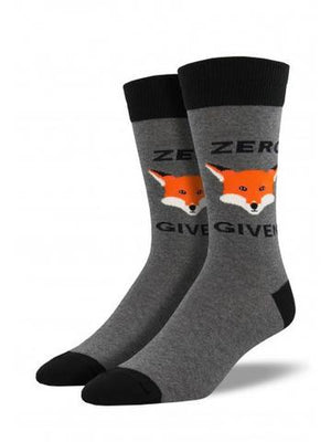 Men's Zero Fox Given Socks