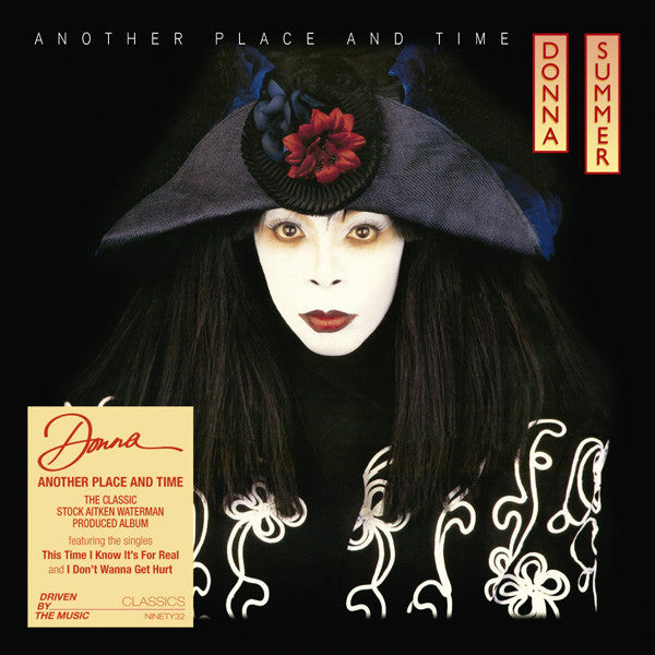 DONNA SUMMER - ANOTHER PLACE AND TIME (CD)