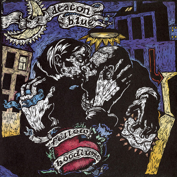 DEACON BLUE - FELLOW HOODLUMS (2CD+DVD)