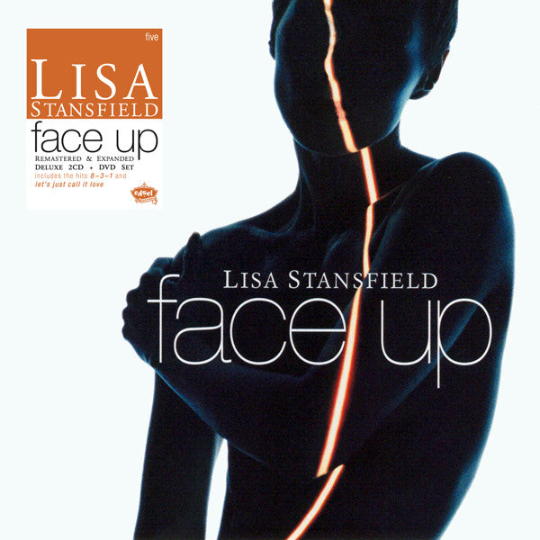 LISA STANSFIELD - FACE UP (2CD+DVD)