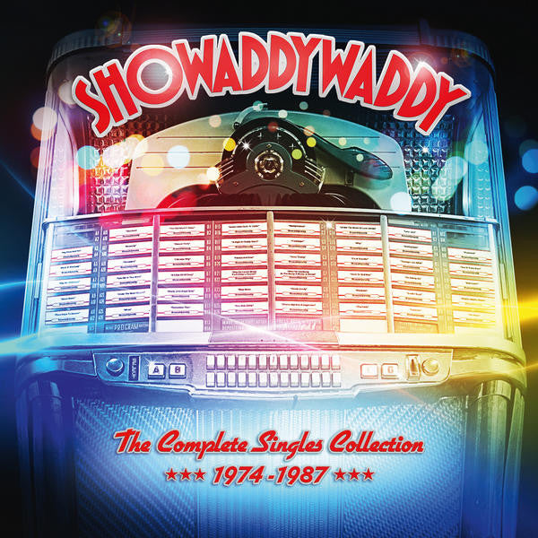 SHOWADDYWADDY - THE COMPLETE SINGLES COLLECTION 1974-1987 (33CD)
