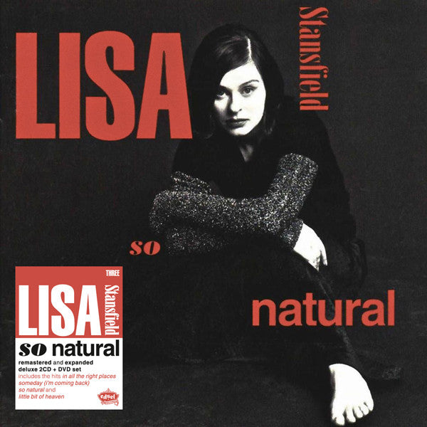 LISA STANSFIELD - SO NATURAL (2CD+DVD)