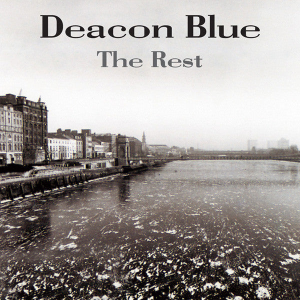 DEACON BLUE - THE REST (2CD+DVD)