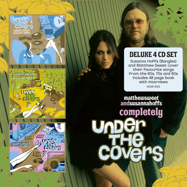 MATTHEW SWEET AND SUSANNA HOFFS - COMPLETELY UNDER THE COVERS (4CD)