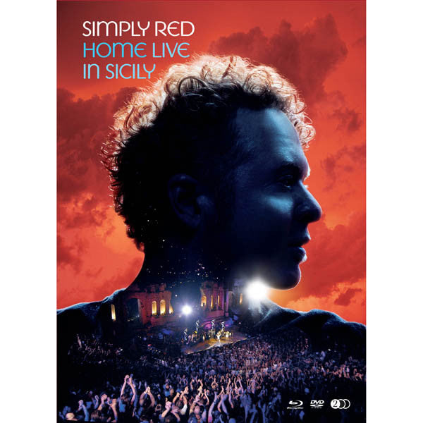 SIMPLY RED - HOME LIVE IN SICILY (2CD+DVD+BLU-RAY)