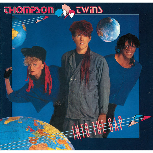 THOMPSON TWINS - INTO THE GAP (2CD)