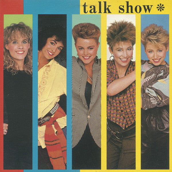 THE GO-GOS - TALK SHOW (CD)