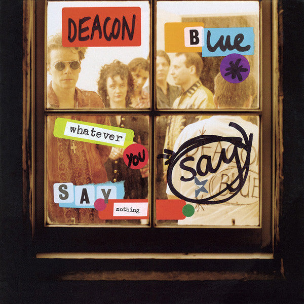 DEACON BLUE - WHATEVER YOU SAY SAY NOTHING (2CD+DVD)