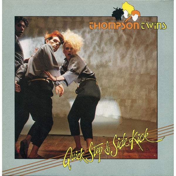 THOMPSON TWINS - QUICK STEP & SIDE KICK (2CD)